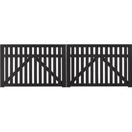 Plus Country Double Door Gate 300x96cm