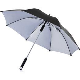 "XD Design 23"" Hurricane Umbrella Black/Silver (P850.101)"