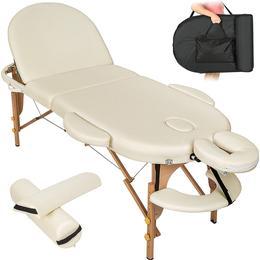 tectake Oval Massage Table (400194)