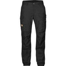 Fjällräven Vidda Pro Trouser W Reg - Black/Black