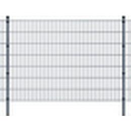 vidaXL 2D Garden Fence Panels & Posts 30mx143cm