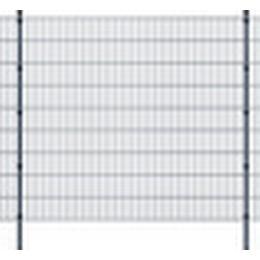 vidaXL 2D Garden Fence Panels & Posts 46mx183cm