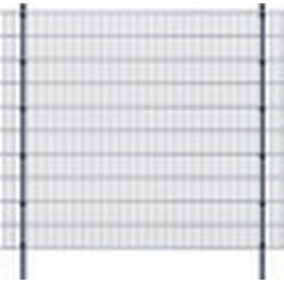 vidaXL 2D Garden Fence Panels & Posts 30mx203cm