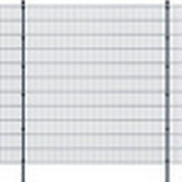vidaXL 2D Garden Fence Panels & Posts 26mx223cm