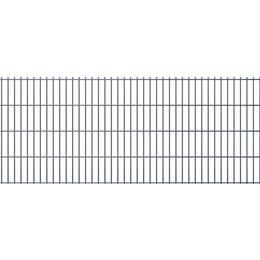vidaXL 2D Garden Fence Panels 10mx83cm