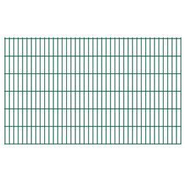 vidaXL 2D Garden Fence Panels 50mx123cm