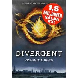 Divergent (Inbunden, 2012)