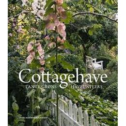 Cottagehave: Tante Grøns haveunivers, Hardback