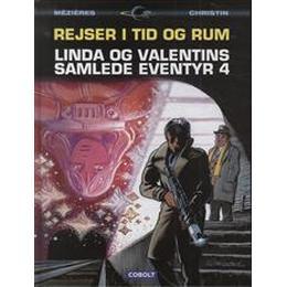 Rejser i tid og rum: Linda og Valentins samlede eventyr (Bind 4), Hardback