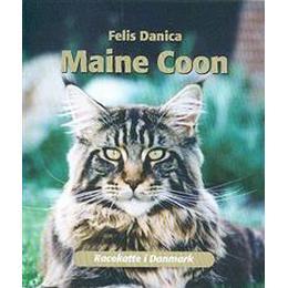 Maine Coon, Hardback