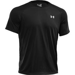 Under Armour Tech Short Sleeve T-shirt Men - Black