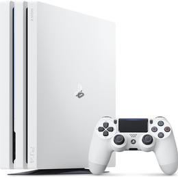 Sony PlayStation 4 Pro 1TB - White Edition