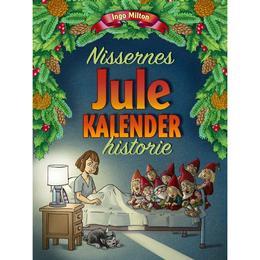 Nissernes julekalenderhistorie, E-bog
