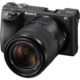 Sony Alpha 6500 + E 18-135mm F3.5-5.6 OSS