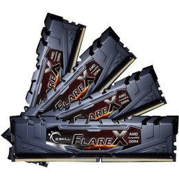 G.Skill Flare X Black DDR4 3200MHz 4x16GB (F4-3200C16Q-64GFX)