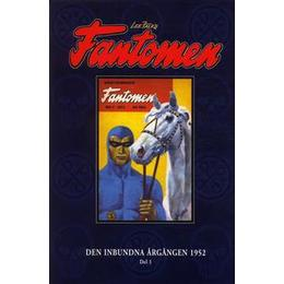 Fantomen: den inbundna årgången 1952. D. 1 (Kartonnage, 2004)
