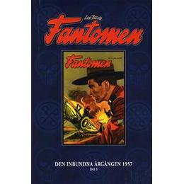 Fantomen. Den inbundna årgången 1957. D. 3 (Inbunden, 2009)