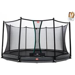 Berg Champion InGround 430cm + Safety Net Comfort