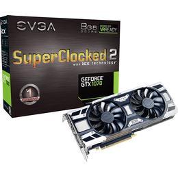 EVGA GeForce GTX 1070 SC2 Gaming (08G-P4-6573-KR)