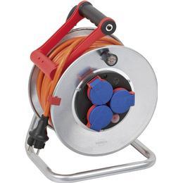 Brennenstuhl Garant S 1198370 3-way 25m Cable Drum