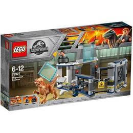 Lego Jurassic World Stygimoloch Bryder Ud 75927