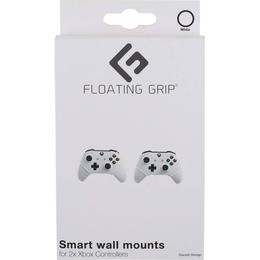 Floating Grip Xbox Controller Wall Mount - White