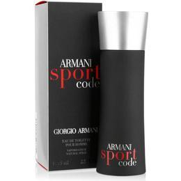 Giorgio Armani Armani Code Sport EdT 125ml