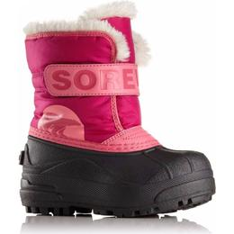 Sorel Toddler Snow Commander - Tropic Pink/Deep Blush