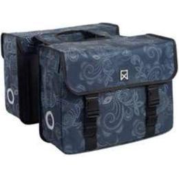 Willex Paisley Double Bag 36L