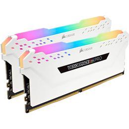 Corsair Vengeance RGB LED Pro White DDR4 3000MHz 2x16GB (CMW32GX4M2C3000C15W)