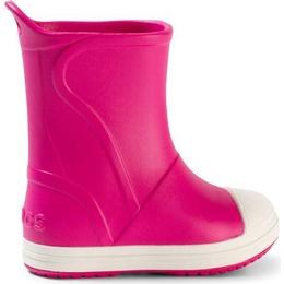 Crocs Bump It Boot - Candy Pink/Oyster
