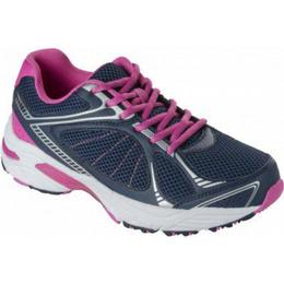 Scholl New Sprinter - Blu Scuro/Rosa