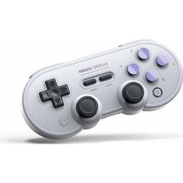 8Bitdo SN30 Pro Bluetooth Controller SN Edition - Grey