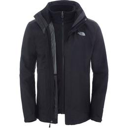 The North Face Evolution II Triclimate Jakke - TNF Sort
