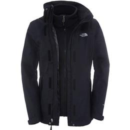 The North Face Evolution II Triclimate Jacket - TNF Black/TNF Black (CG54 KX7)
