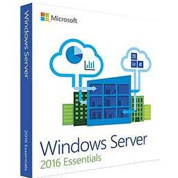 Microsoft Windows Server 2016 Essentials English (64-bit OEM)