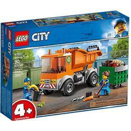 Lego City Skraldevogn 60220