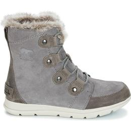 Sorel Explorer Joan - Quarry/Black