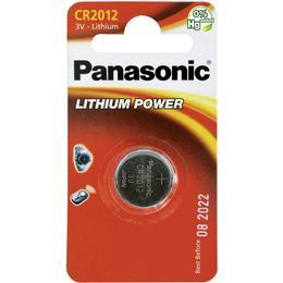 Panasonic CR2012 Compatible