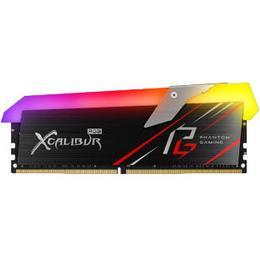 Team Group T-Force Xcalibur Phantom Gaming RGB DDR4 3200MHz 2x8GB (TF8D416G3200HC16CDC01)