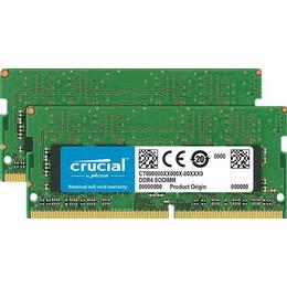 Crucial DDR4 2666MHz 2x4GB (CT2K4G4SFS8266)