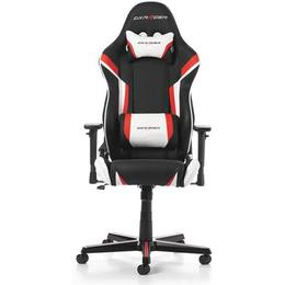 DxRacer Racing R288-NRW Gaming Chair - Black/Red/White