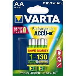 Varta Accu AA 2100mAh 2-pack