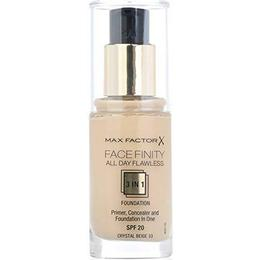 Max Factor Facefinity All Day Flawless 3 in 1 Foundation SPF20 #33 Crystal Beige