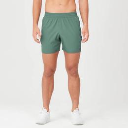 Myprotein Sprint Shorts - Pine