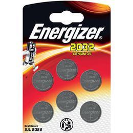Energizer CR2032 Compatible 6-pack