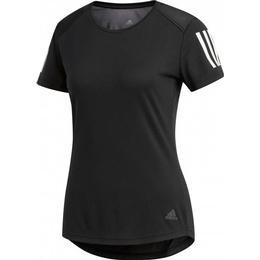 Adidas Own The Run Tee Women - Black