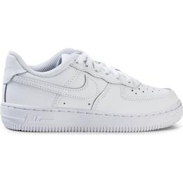 Nike Younger Kid's Force 1 White