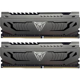 Patriot Viper Steel Series Grey DDR4 3733MHz 2x8GB (PVS416G373C7K)