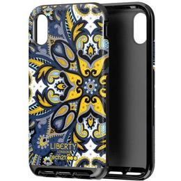 Tech21 Evo Luxe Liberty Marham Case (iPhone XR)